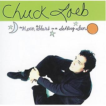 Chuck Loeb - Moon the Stars & the Setting S [CD] USA import