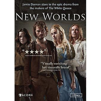 New Worlds [DVD] USA import