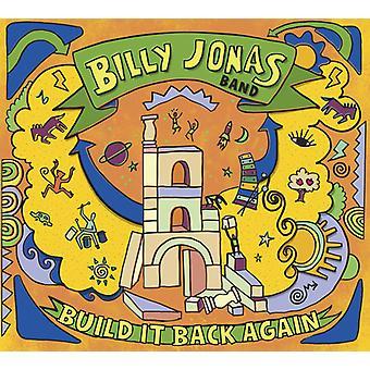 Billy Jonas - Build It Back Again [CD] USA import