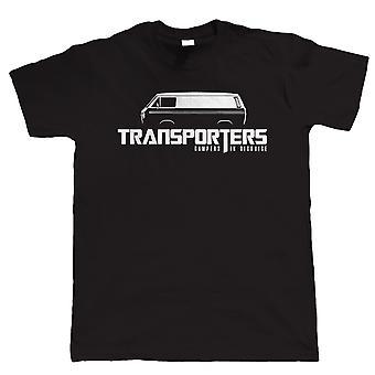 Transportadores T25 Campervan Camiseta - Regalo para él, Papá Camper Van T3