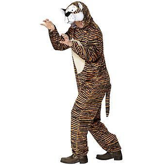 Tiger Kostüm Tiger Kostüm Hayvanat Bahçesi Karnaval Hayvan Kostüm