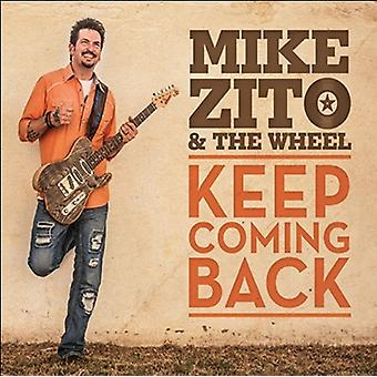 Mike Zito & the Wheel - Keep Coming Back [CD] USA import