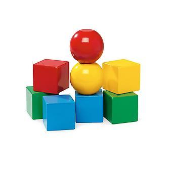 Brio 30123 magnetisk byggesteinene en