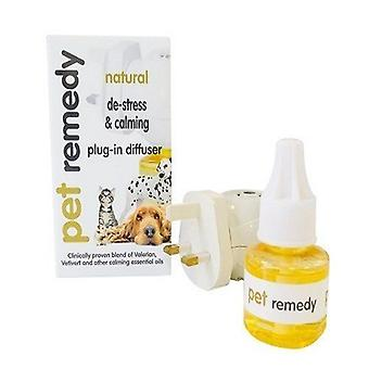 Pet Remedy Plug-in Diffuser Destress for Cat, Dog, small animals 40ml