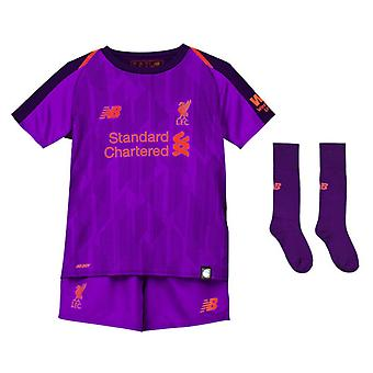 2018-2019 Liverpool od mało chłopców Mini Kit