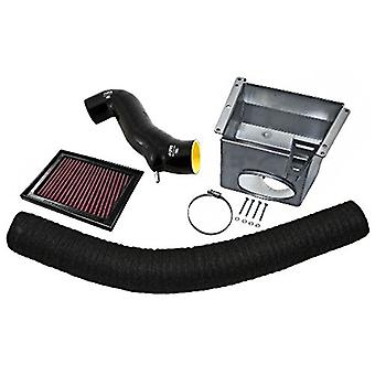 Ford Racing 2364-INT-BLU Mountune Induction Upgrade Kit; Incl. Air Box; High Flow Induction Hoses; Air Filter; Blue;