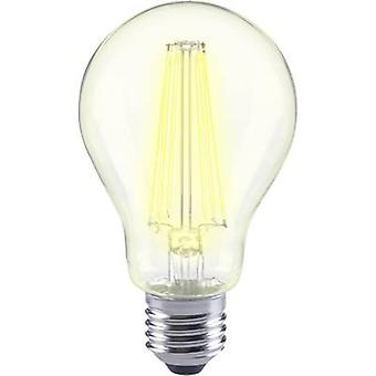 Sygonix TA63Q11 LED (monochrome) EEC A++ (A++ - E) E27 Arbitrary 12 W = 98 W Warm white (Ø x L) 67 mm x 118 mm Filament 1 pc(s)