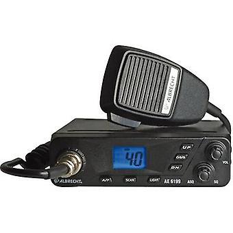 Albrecht AE 6199 12699 CB-radio