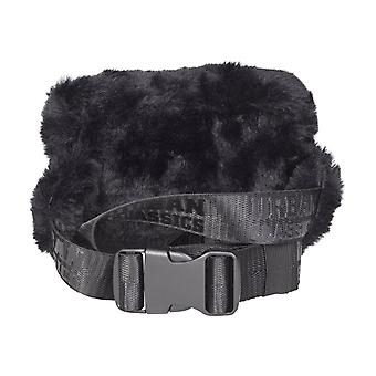 Urban classics - TEDDY mini Borsello/Bodybag borsa a tracolla nero