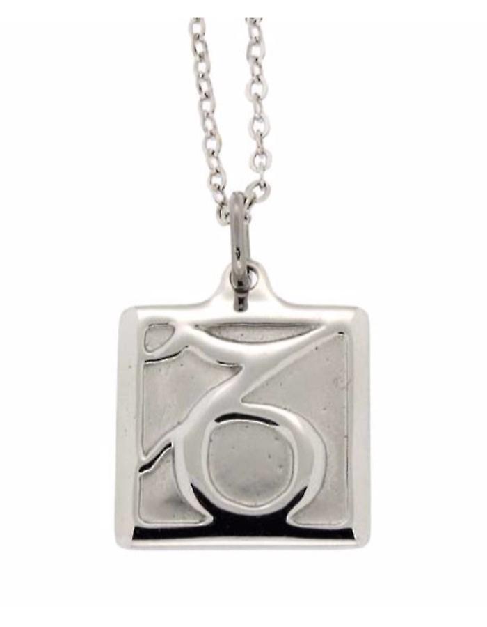MANUEL ZED Zodiac Necklace