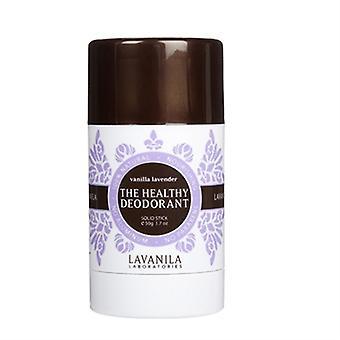 Lavanila The Healthy Deodorant Vanilla Lavender Solid Stick 2oz / 57g