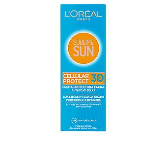 L'Oreal Make Up Sublime Sun Facial Cellular Protect Spf30 75 Ml Unisex