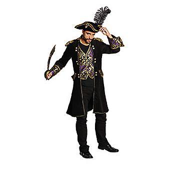 Pokój Pirata marynarka męska kapitan pirat King kostium