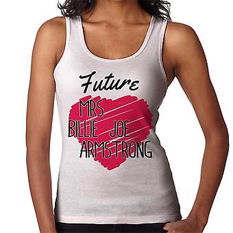 Gilet donna futuro onorevole Billie Joe Armstrong