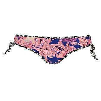 ONeill Womens Tie Printed Bikini Bottoms Swimming Briefs Breathable Quick Drying