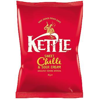 Kettle Sweet Chilli & Sour Cream Crisps