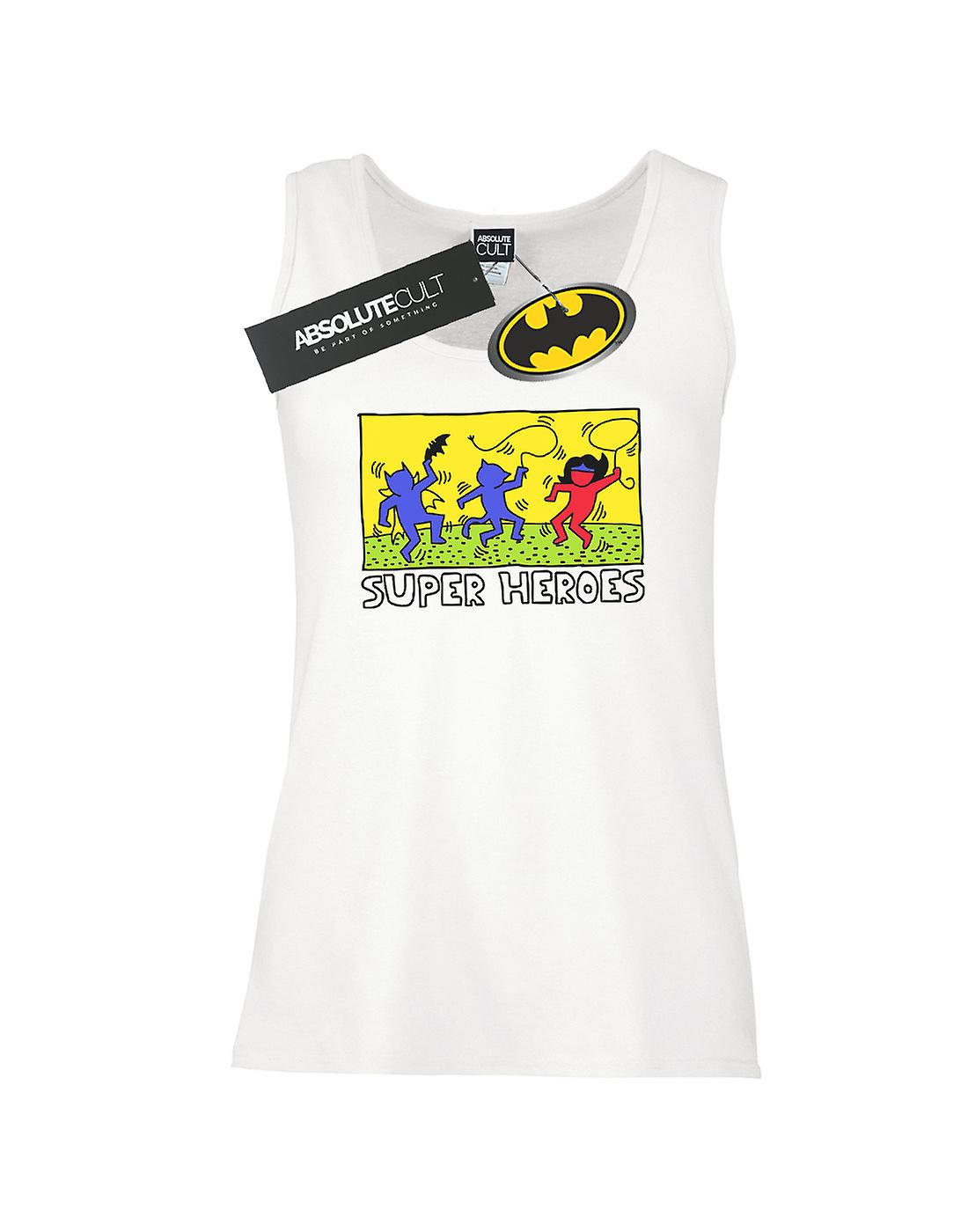 DC Comics Women's Batman Pop Art Vest