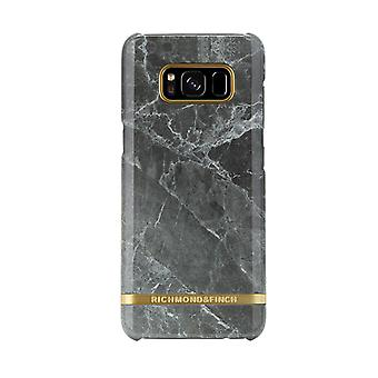 Richmond & Finch shells voor Samsung Galaxy S8 plus-grijs marmer