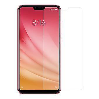 Xiaomi MI 8 Lite ochrony zbiornika wyświetlić szkło zbiornik slajdów 9 H - 1 szt.