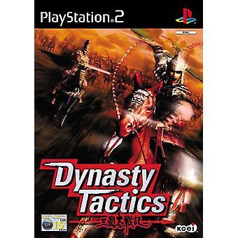 Dynastie Krieger Taktik - Neu