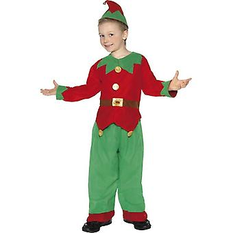 Elf Costume, Child.  Medium Age 6-8