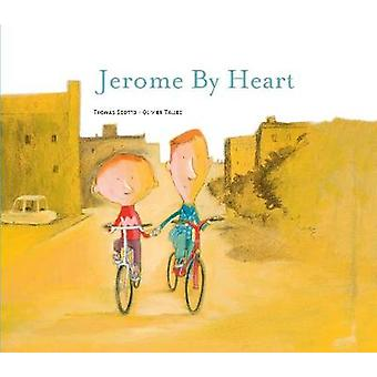 Jerome By Heart by Olivier Tallec - 9781592702503 Book