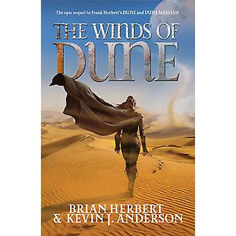 The Winds of Dune by Kevin J. Anderson - Brian Herbert - 978184983027