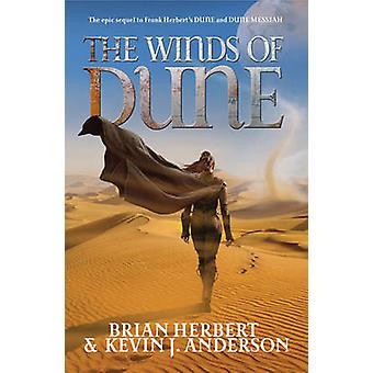 Die Winde des Dune von Anderson - Brian Herbert - 978184983027