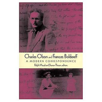 Charles Olson och Frances Boldereff