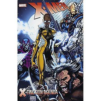 X-Men: X-Tinction Agenda (nieuwe afdrukken)