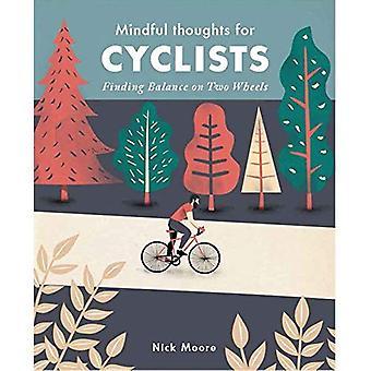 Indachtig gedachten voor fietsers: het vinden van evenwicht op twee wielen (Mindfulness)