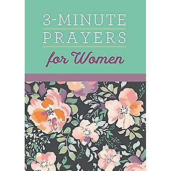 3 minuten gebeden voor vrouwen (3 minuten devoties)