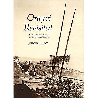 Orayvi Revisited: Social Stratification in an \