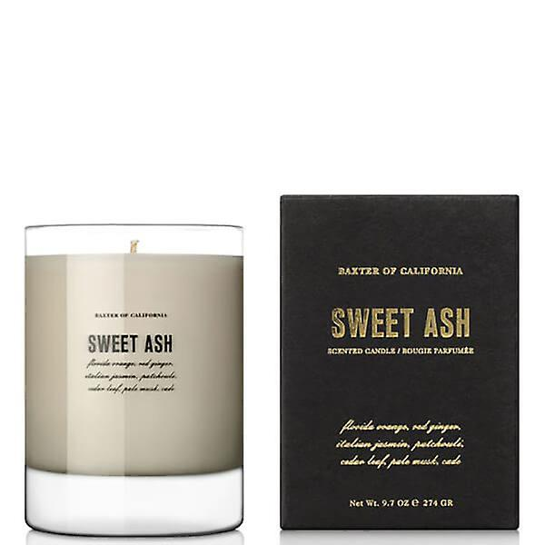 Baxter of California, Scented Candle 274g - Sweet Ash