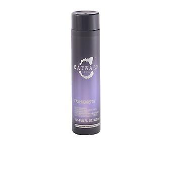 TIGI Catwalk Fashionista violeta champú 300 Ml Unisex