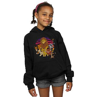Disney Girls The Lion King Pride Family Hoodie