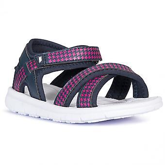 Trespass Boys & Girls Heidi Strap Cushioned Active Walking Sandals