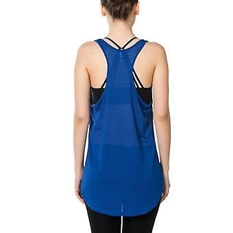 Jerf- Womens-jaco - Blue - Active Top