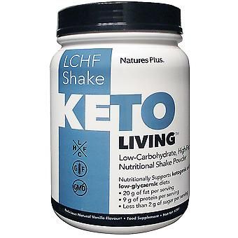 Naturezas Plus KetoLiving Vanilla Shake 578g