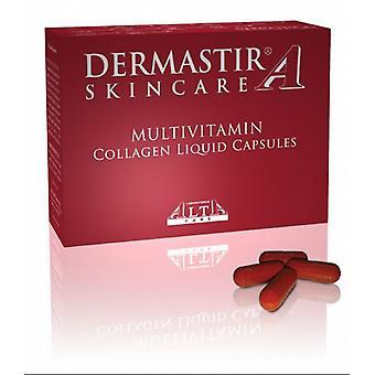 Dermastir hudpleje Multivitamin kollagen kapsler