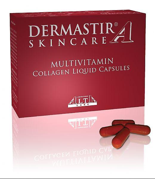 Dermastir Skincare Multivitamin Collagen Capsules