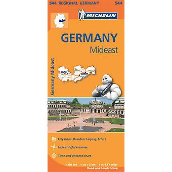Germany Mideast - 9782067183636 Book