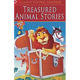 Treasured Animal Stories - Level 2 by Pegasus - 9788131917329 Book