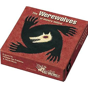 Werewolves of Millers Hollow Card Game Board Game