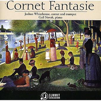Joshua Whitehouse - importazione USA Cornet Fantasie [CD]