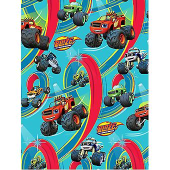 Blaze and the Monster Machines Wallpaper