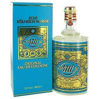 4711 By Muelhens Eau De Cologne (unisex) 27 Oz (men) V728-416445