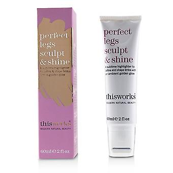 This Works Perfect Legs Sculpt & Shine 60ml/2oz