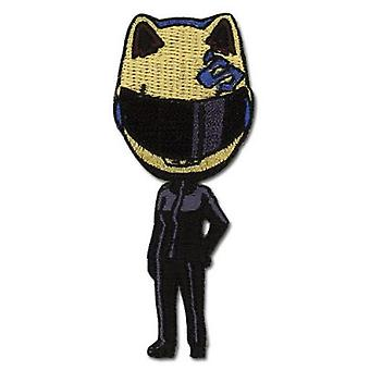 Patch - Durarara - New Celty in Helmet Anime Iron-On Gifts Licensed ge2117