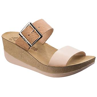 Fantasy Womens Artemis Buckle Up Sandal Natural